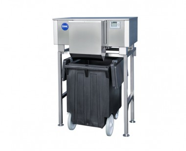 Automatic scale ice machines Funk EasyClean® - Type FRV with easy cleaning principle