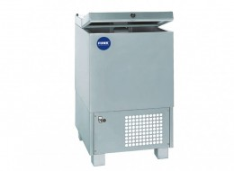 Automatic scale ice machines Funk EasyClean® - Type FV with easy cleaning principle